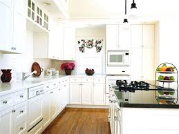 kitchen television ideas kitchen nightmares updates cabinet television for beige