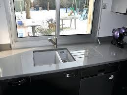 plan de travail cuisine en quartz modele plan de travail cuisine plan travail quartz cuisine de