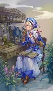 birthstones fairies the trainee herbalist by roosarea on deviantart operation make