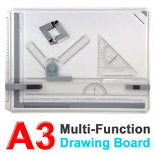 Drafting Table Set Staedtler Drawing Board Drafting Table 661 20 A3 Ebay