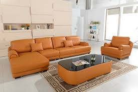 Small Leather Chesterfield Sofa by Living Room Luxurious Glossy Brown Leather Chesterfield Sofa Set