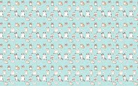 wallpaper cat illustration white and brown cat illustration hd wallpaper wallpaper flare