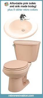 Gerber Bathroom Fixtures Toilets Sinks In 10 Retro Colors From Gerber Retro Renovation