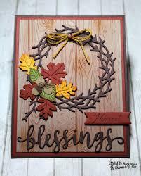 cajun thanksgiving cottageblog grapevine wreath thanksgiving card