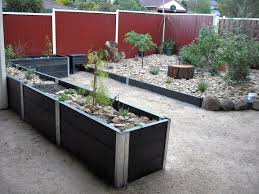 Wall Garden Kits by Ewood Solutions Raised Garden Beds And Sleepers
