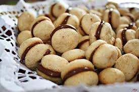 holiday cookies italian style baci di dama espresso by select italy