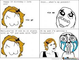 18th Birthday Meme - le 18th birthday by shahab meme center