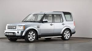 silver land rover discovery used land rover discovery 3 0 sdv6 255 hse 5dr auto silver