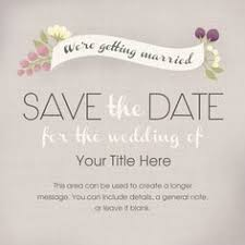 online save the dates card invitation sles top 10 save the date ecards save the