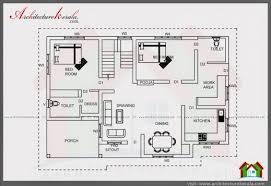 fascinating kerala house plans with estimate 20 lakhs 1500 sqft 3