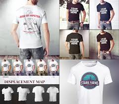 layout kemeja photoshop 20 t shirt mockup psd templates with photorealistic results