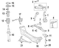 lexus is300 parts diagram parts com lexus crossmember s a fr partnumber 5120153010