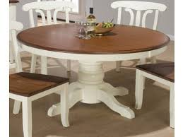 Dining Tables  Round Dining Table Butterfly Leaf Tile Top Dining - Cream kitchen table