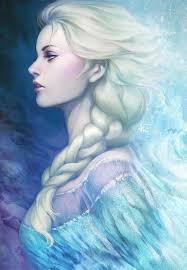 frozen princess by artgerm on deviantart disney pinterest