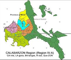 Luzon Map Rizal Provincial Government Official Website