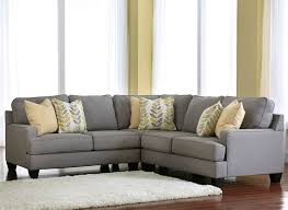 sectional sofas chicago amazon com 3pc contemporary grey microfiber sectional sofa chaise