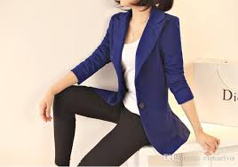 maxi size 2017 new 2017 women blazers plus size fashion slim