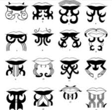 99 best haka and ta moko images on pinterest faces beautiful