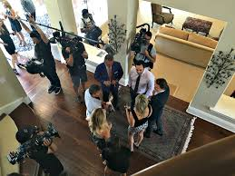 real estate wars u0027 shoots rival agents at newport beach house
