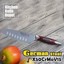 carbon kitchen knives aliexpress com buy sedge 6 inch santoku knife kitchen blade high