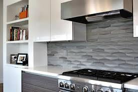 White Tile Backsplash Kitchen 28 Gray Backsplash Kitchen Gray Cabinets Marble Backsplash