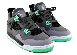 green glow 4 4 green glow gs cj wear miami