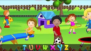 the abc alphabet song in hd with lyrics children u0027s nursery