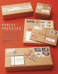 how to wrap presents diy gift wrapping ideas wrapping presents up like parcel posts