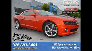 u6638 2010 chevrolet camaro ss 2ss inferno orange youtube