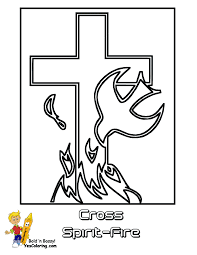 easter theme bible coloring pages for kids printable free