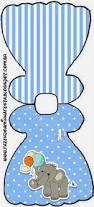 elefante para baby shower tarjetas e invitaciones para imprimir