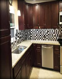 Almond Kitchen Cabinets by Chocolate Brown Cabinets Rta York Chocolate Kitchen Cabinets By
