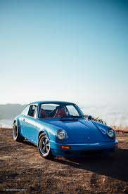 blue porsche 911 workshop5001 u0027s latest 911 build is a blue autocross beast
