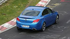 opel insignia 2015 opc opel insignia opc completes nurburgring testing photo
