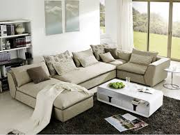 Modern Fabric Furniture by Modern Latest Design Living Room Fabric Solid Wood Sofa From