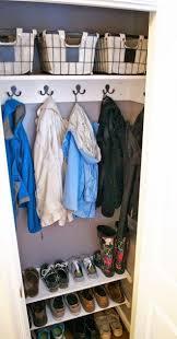 entryway organization ideas organize entryway closet best 25 entry organization ideas on
