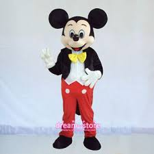 Mickey Mouse Halloween Costume Adults Sale Mickey Minnie Mouse Mascot Costume Size Halloween