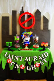 Elmo Party Decorations Walmart Best 25 Ghostbusters Party Ideas On Pinterest Ghostbusters