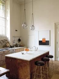 Wood Island Light 101 Best Kitchen Fewer Cabinets Images On Pinterest