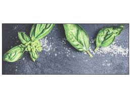 tapis de cuisine conforama tapis de cuisine 50x120 cm vinyle basilic vente de tapis moyenne