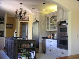 Kitchen Island With Oven by Beautiful Old Kitchen Design With Black Kitchen Island Storage And