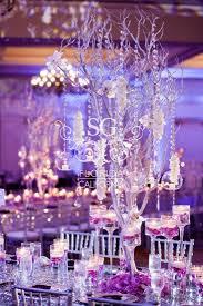 Manzanita Branches Centerpieces Suhaag Garden Indian Wedding Decorator Florida California