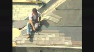 Calculate Shingles Needed For Hip Roof by Roofing How To Install Laminated Asphalt Shingles Youtube