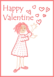 15 funny and cute kids valentine cards