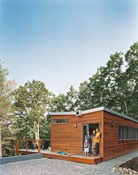 cabin house photo 44 of 101 in 101 best modern cabins from outdoors dwell