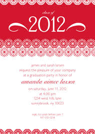 commencement invitation commencement circles graduation party invitation look send
