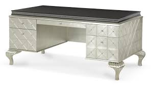 aico hollywood swank vanity michael amini hollywood swank executive desk u0026 reviews wayfair