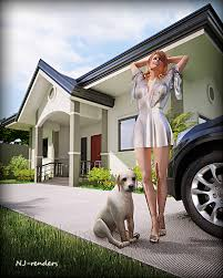 Single Story House Styles Single Storey House Designs Home Design