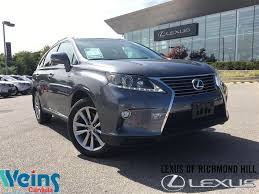 2015 lexus rx for sale used 2015 lexus rx 350 for sale richmond hill on