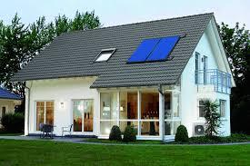 Reihenhaus Oder Einfamilienhaus Lohnt Sich Solarthermie Für Sie Effizienzhaus Online